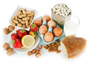 Аллергия диета при аллергии