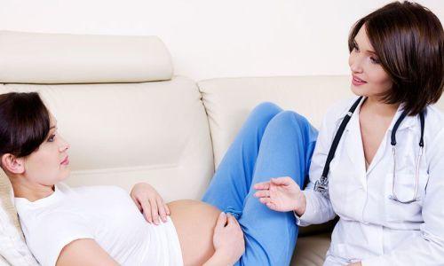 Крапивница у беременных