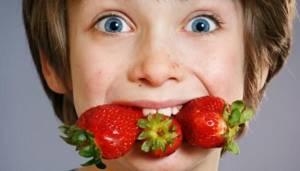 Аллергия у ребенка 6 лет