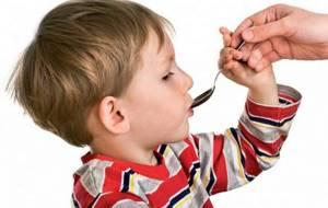 Детские капли от аллергии фенистил