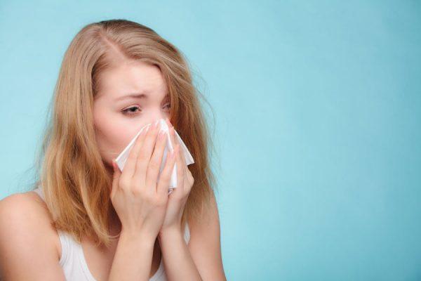 Что делать при аллергии на пыль