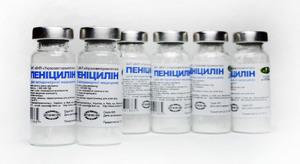 Не пенициллиновые антибиотики