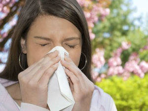 Аллергия ринит как лечить