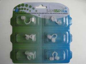 Носовые фильтры от аллергии
