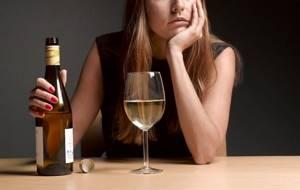 Насморк от алкоголя