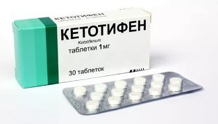 Противоаллергические таблетки для детей