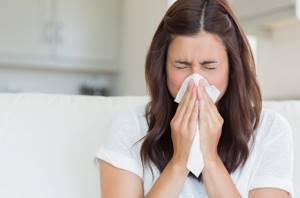 Как убрать аллергию с лица