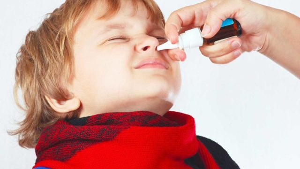 Спрей для носа от аллергии