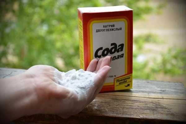Аллергия на соду