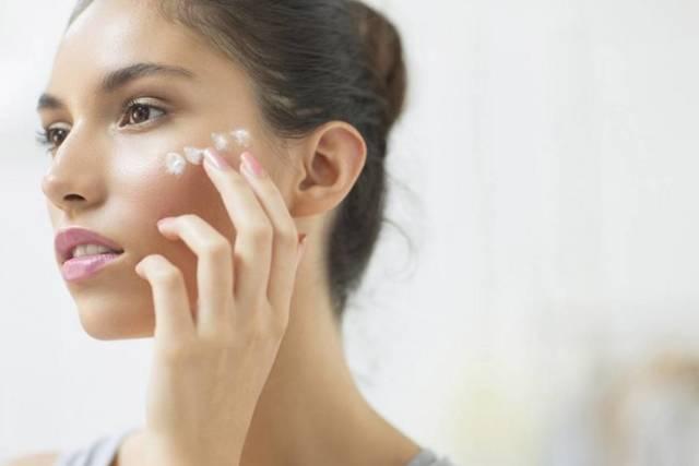 Аллергия на крем для лица