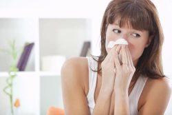 Приступ аллергии симптомы