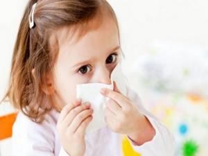 Аллергия у ребенка 2 года