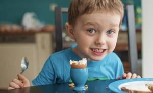 Аллергия на яичный белок у ребенка