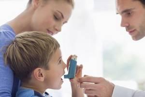 Таблетки при бронхиальной астме