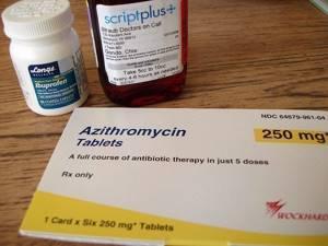 Крапивница после антибиотиков