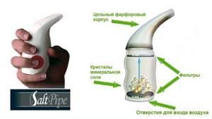 Дыхательный аппарат для астматиков