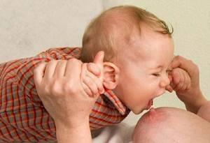 Аллергия у месячного ребенка при грудном вскармливании