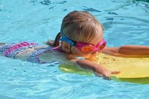Аллергия на хлорку в бассейне у ребенка
