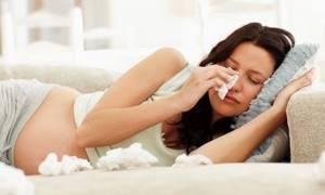 Спрей от аллергии для беременных