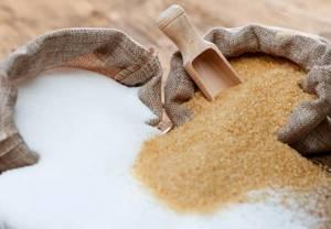 Аллергия на сахар у грудничка