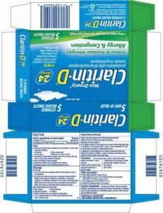Кларитин лекарство