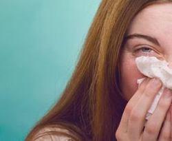 Появилась аллергия после родов
