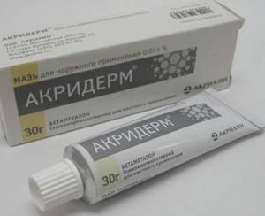 Крем при дерматите у детей