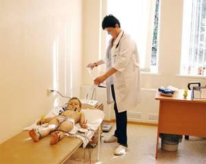 Крапивница у детей лечение
