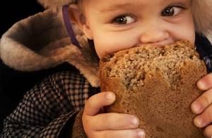 Аллергия на хлеб у ребенка