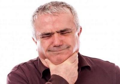 Отекает горло при аллергии