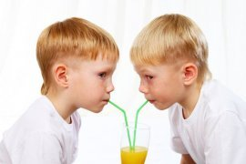 Аллергия на сок у ребенка