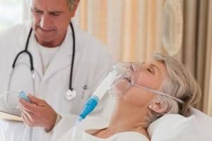 Неотложная помощь при приступе бронхиальной астмы