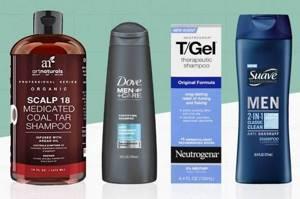 Шампунь от аллергии кожи головы