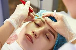 Аллергия на краску для бровей лечение