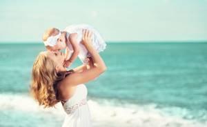 Экзема у ребенка на лице