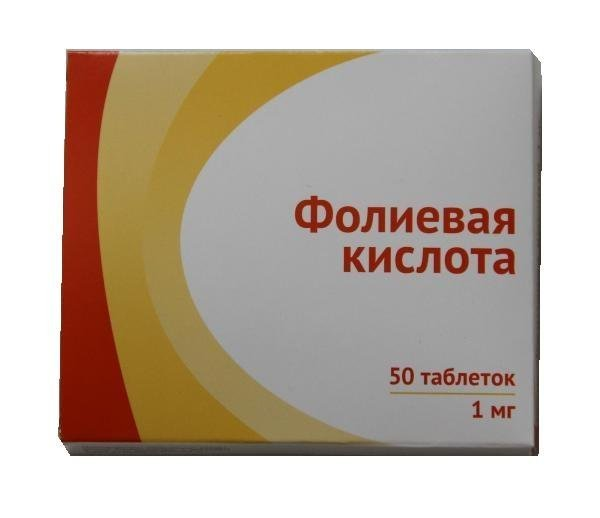 Аллергия на фолиевую кислоту симптомы