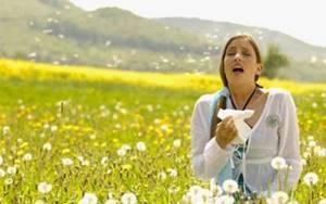 Как снять симптомы аллергии