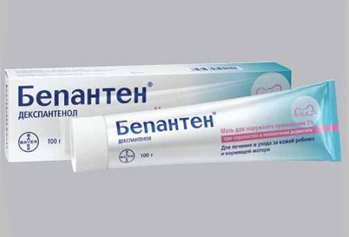 Аллергия на бепантен