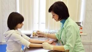 Аллергия у маленьких детей