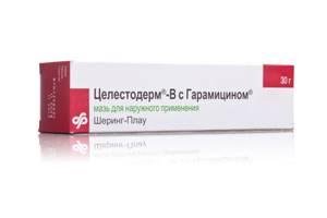 Крем от аллергического дерматита на лице