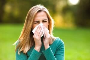 Аллергическая панель
