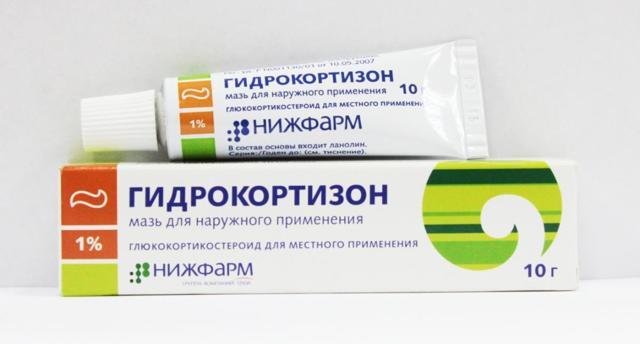 Антигистаминные крема и мази негормональные