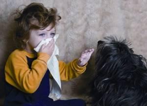 Детская мазь от аллергии