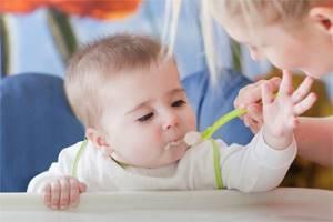 Сыпь на щечках у ребенка