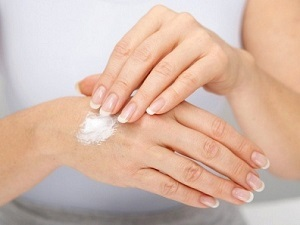 Мазь или крем от аллергии на коже