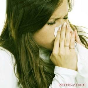 Аллергия на воздух