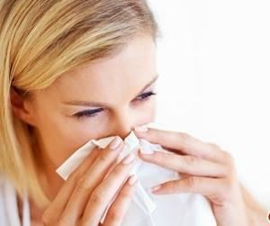 Аллергия на пыль что делать