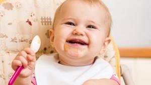 Аллергия у новорожденного на лице