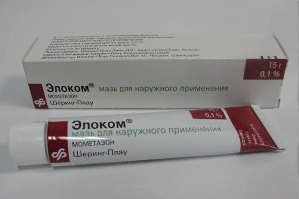 Мазь от аллергии для лица