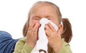 Кашель от аллергии симптомы